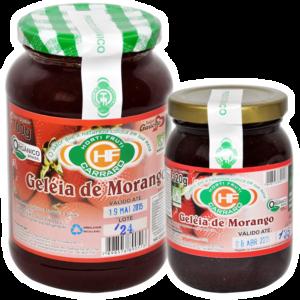 Geleia de Morango Orgânico-0