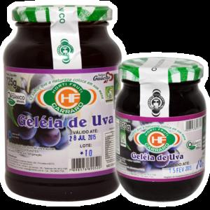 Geleia de Uva Orgânico-0